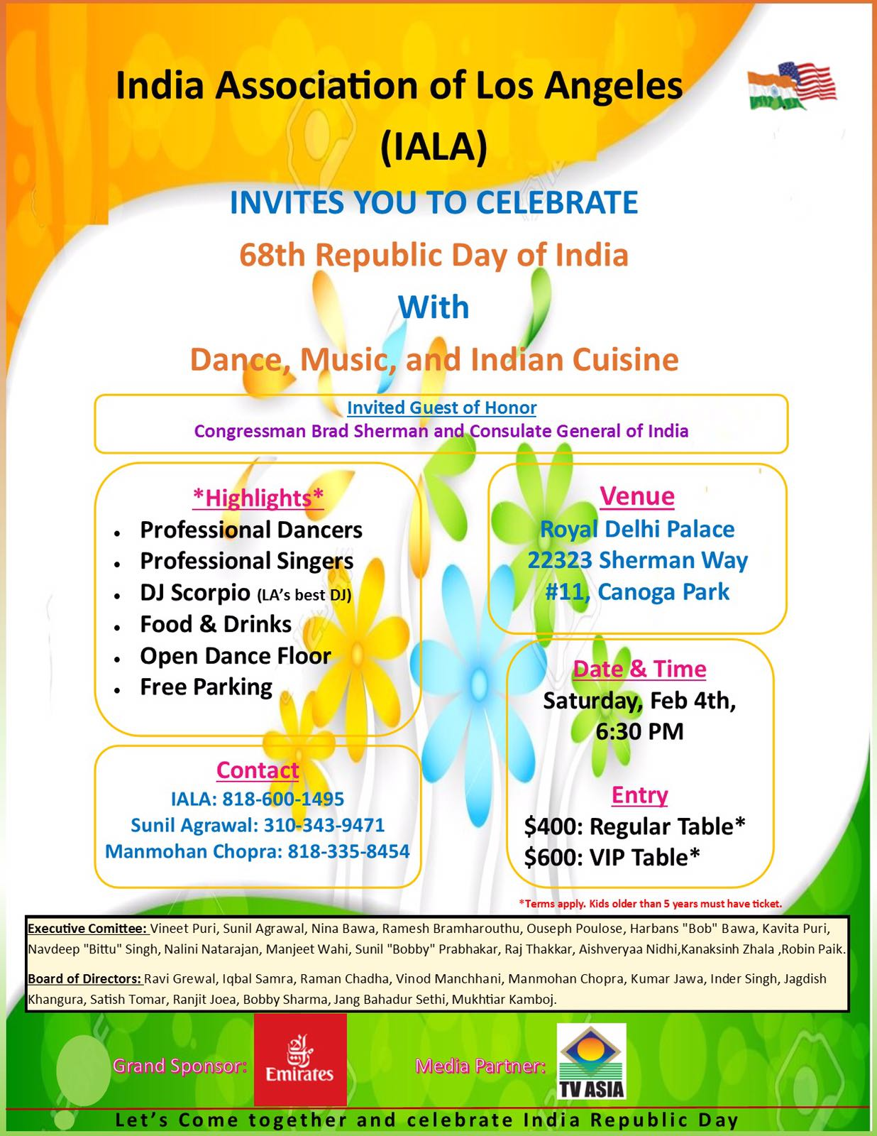 welcome to associationla org for invitation details please click here